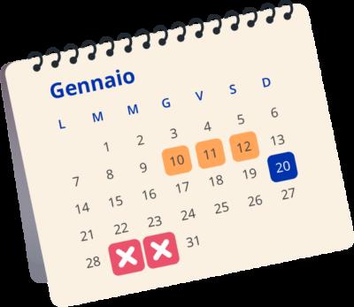 C Reattiva | Calendario Corsi